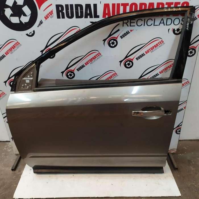 Puerta Delantera Izquierda Nissan Murano 11400 Oblea:01887755
