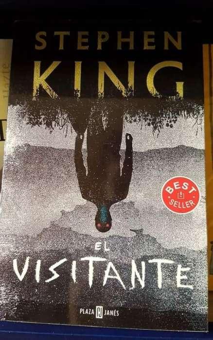 Libro El Visitante Stephen King