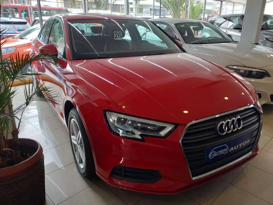 <strong>audi</strong> A3 2018 - 0 km