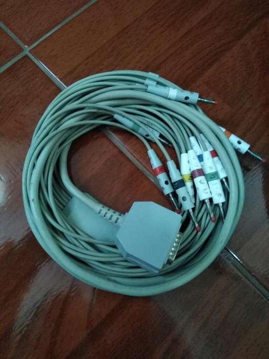 Cable de Ekg Burdick Ek 10 100.000