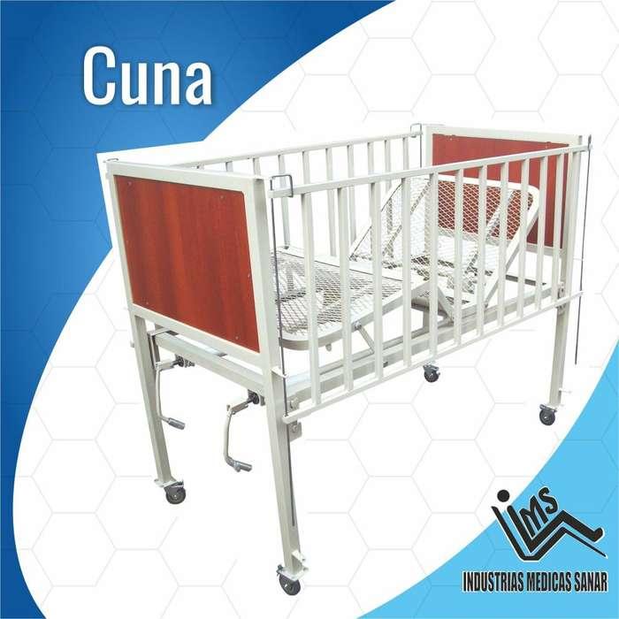 <strong>cama</strong> CUNA PEDIÁTRICA NUEVA !!!