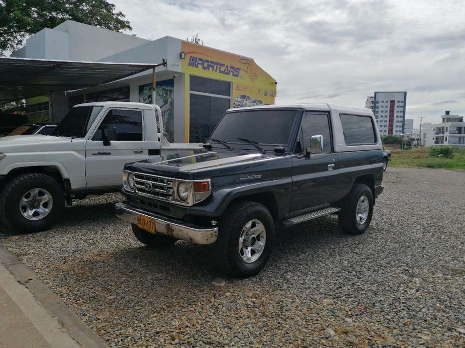 Toyota Macho 1996 - 200000 km
