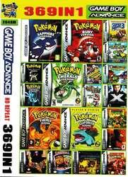 Juego Gameboy 369 en 1