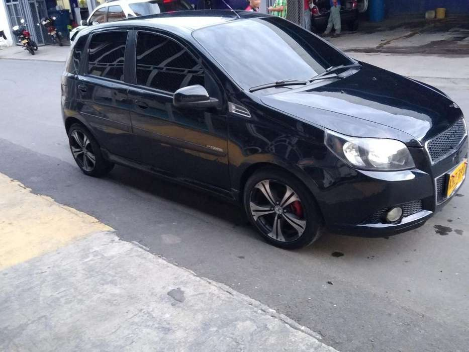 Chevrolet Aveo Emotion 2010 - 0 km