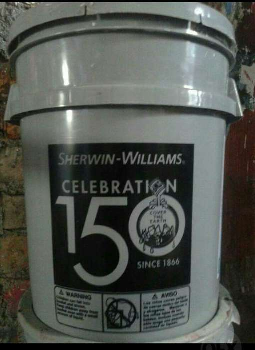 Vendo Pinturas Sherwin Williams Excello