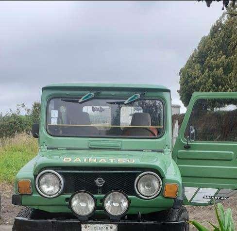 <strong>daihatsu</strong> Otro 1982 - 1000 km