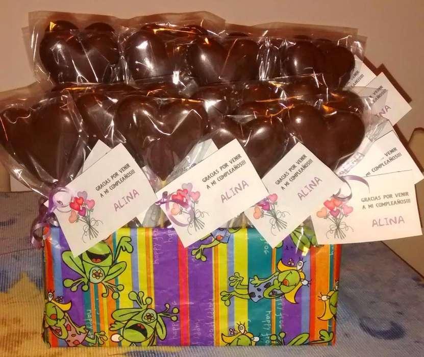 Chocolates Personalizados - Souvenirs