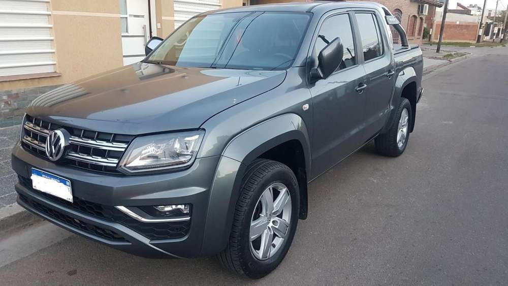 VENDO AMAROK 2017 IMPECABLE