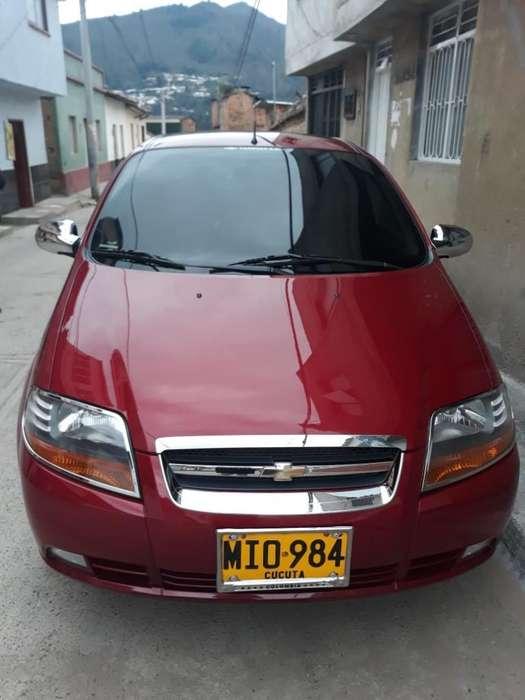 Chevrolet Aveo 2013 - 68000 km