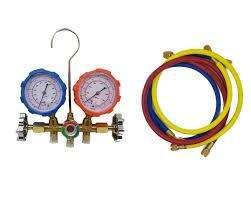 manifold aire acondicionado R 410a