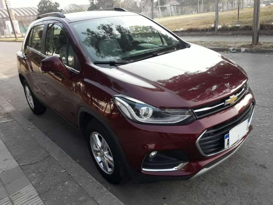 Chevrolet Tracker 2017 - 30000 km