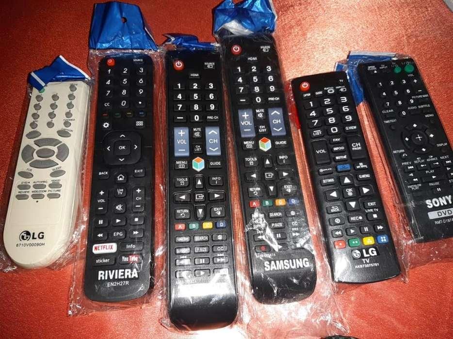 Controles a Domicilio Smart Tv en Marca
