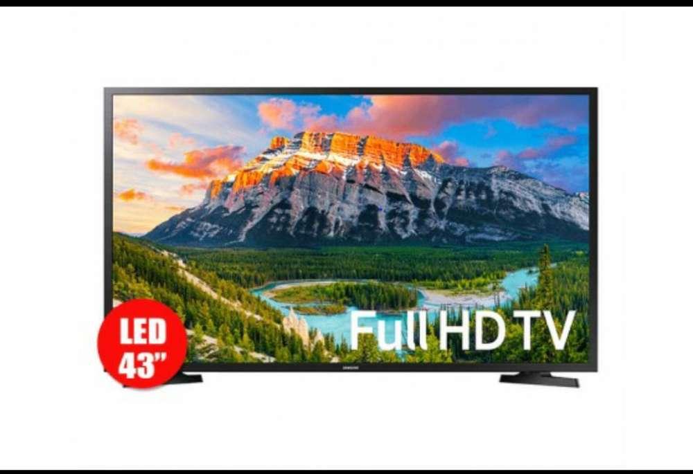Televisor Samsung 43'' Hd Smart Tv Nuevo