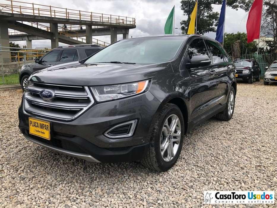 Ford Edge  2018 - 9809 km