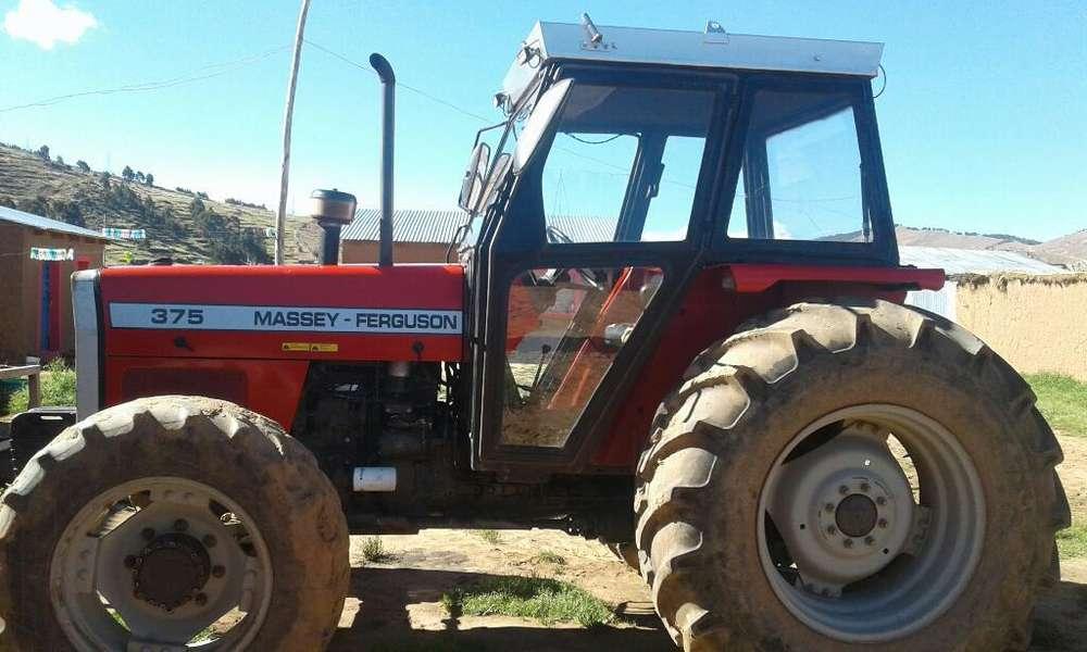 Tractor Massey Ferguson 375