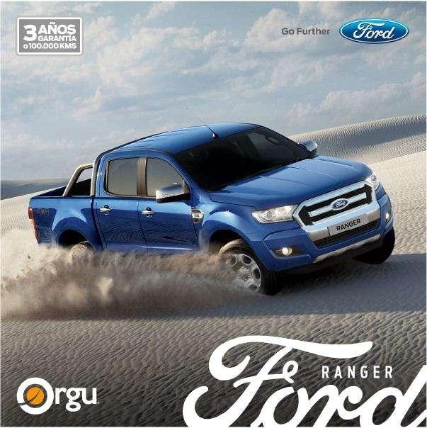 Ford Otro 2020 - 0 km