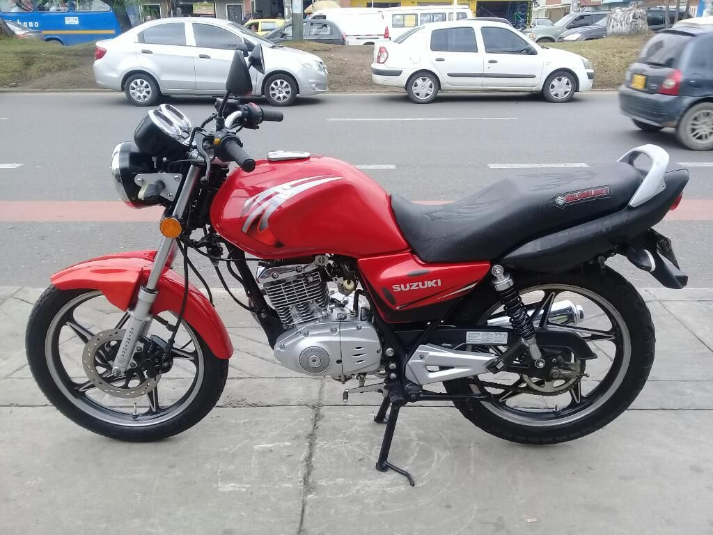 Suzuki Gs 125 Modelo 2011