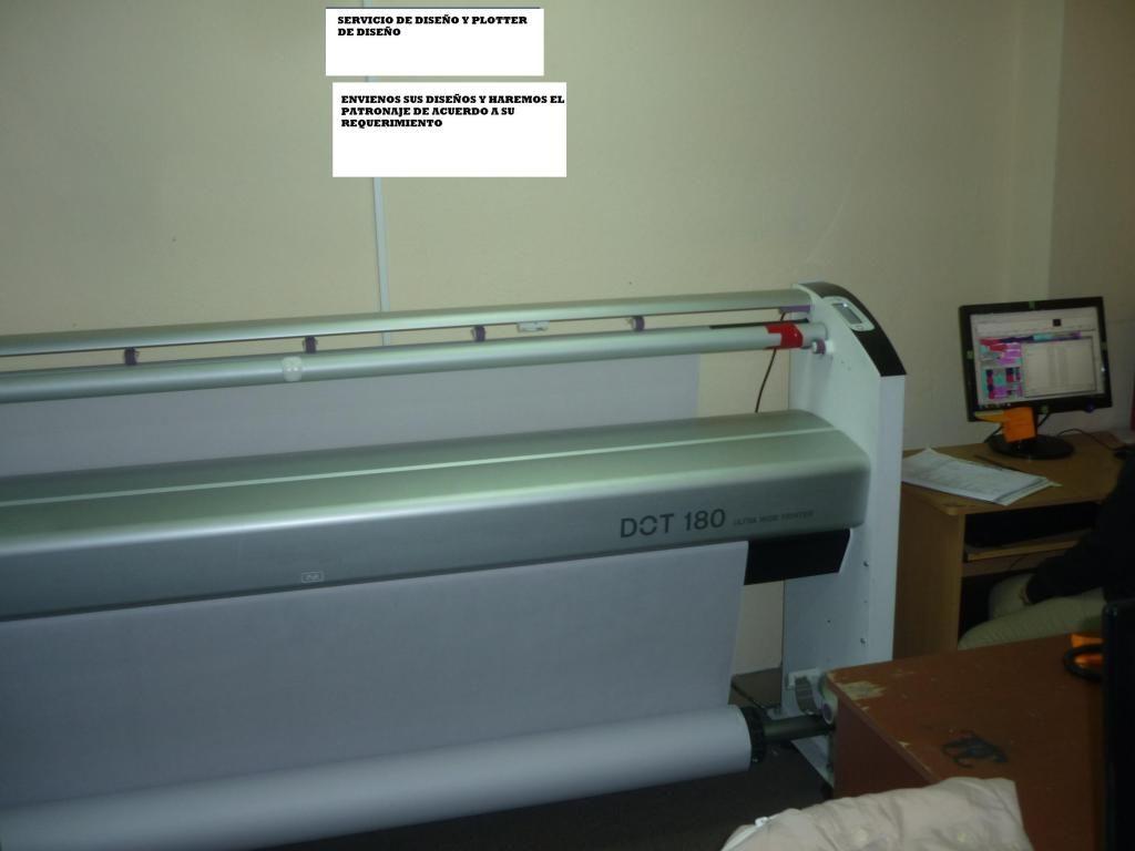 Necesitas moldes impresos para corte de ropa ?