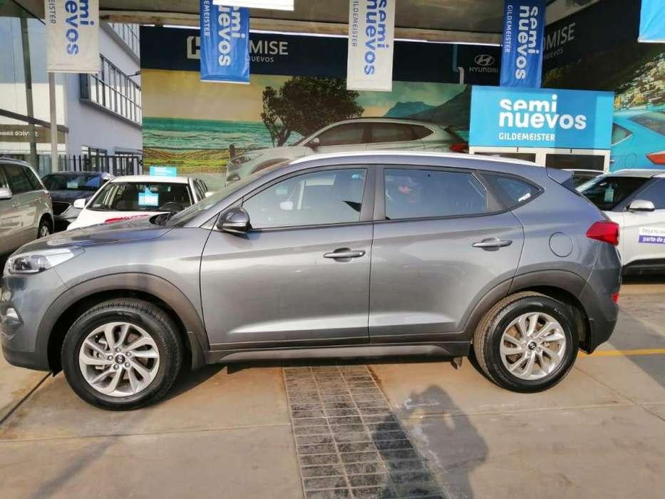 Hyundai Tucson 2017 - 19000 km