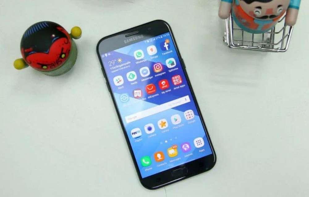 Samsung Galaxy A7 Como Nuevo