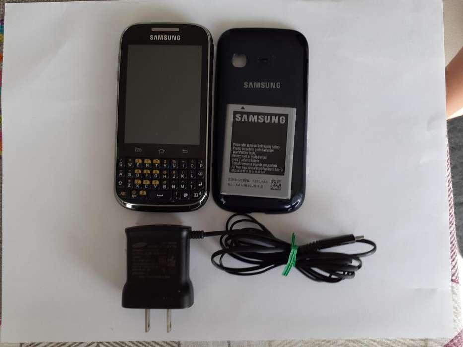Celular Samsung Galaxy Chat GT B 5300L