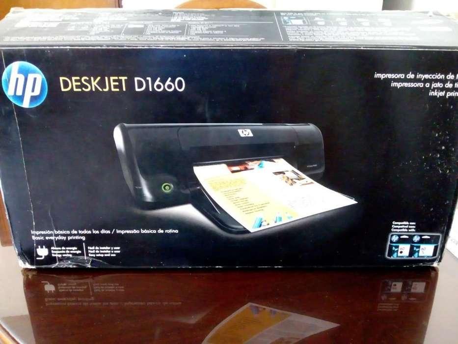 Deskjet D1660 Impresora Hp