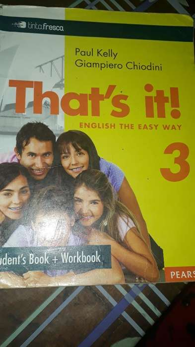 Libro de Ingles That',s It! 3