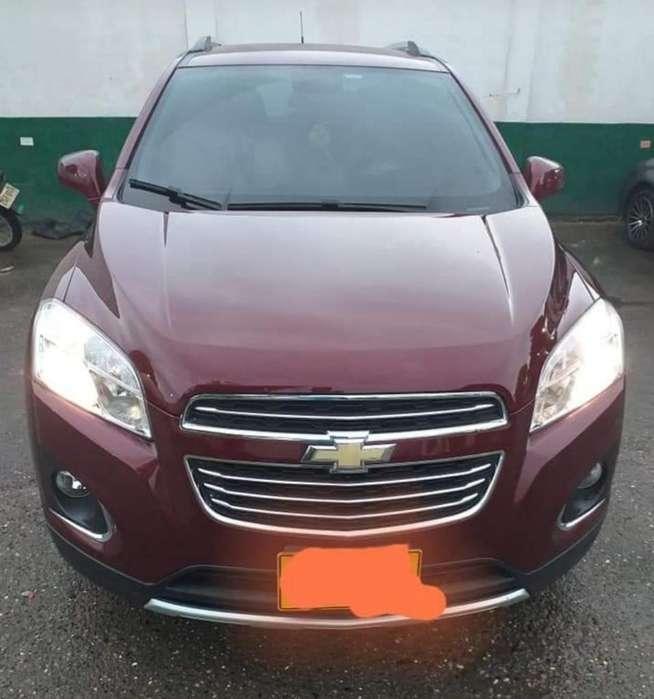 Chevrolet Tracker 2016 - 38000 km