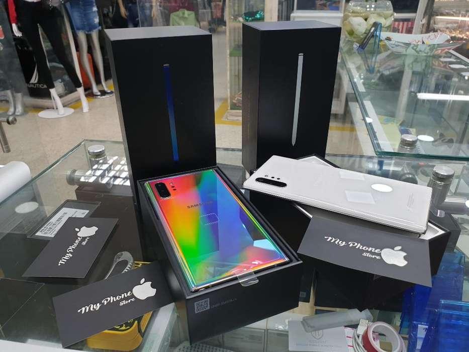 Samsung Galaxy Note 10 Plus Nuevas