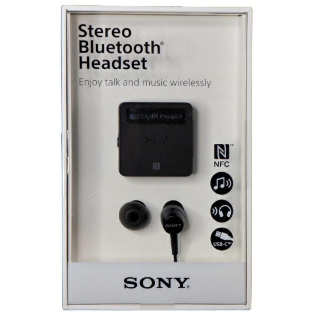 Sony Audífonos Bluetooth SBH24 Manos Libres NFC
