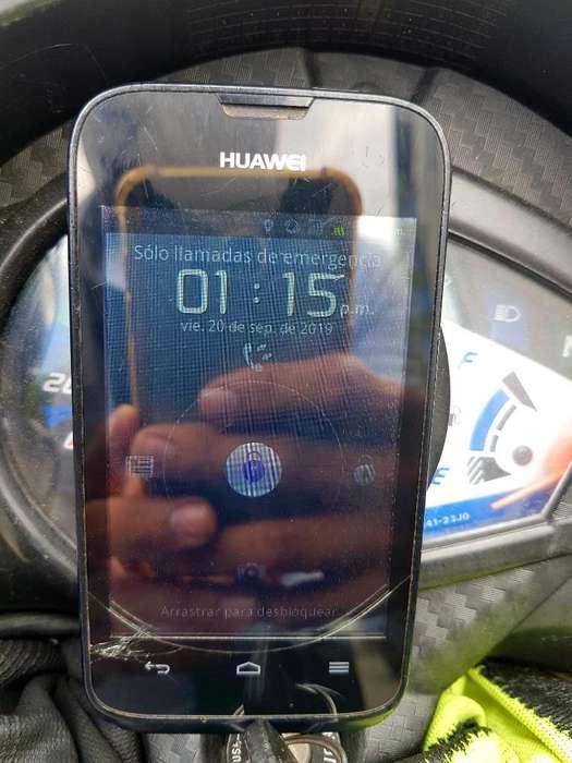 Vendo Celular Huawei.y210