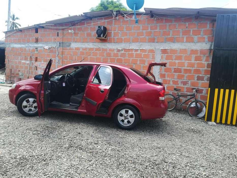 Chevrolet Aveo 2012 - 92000 km