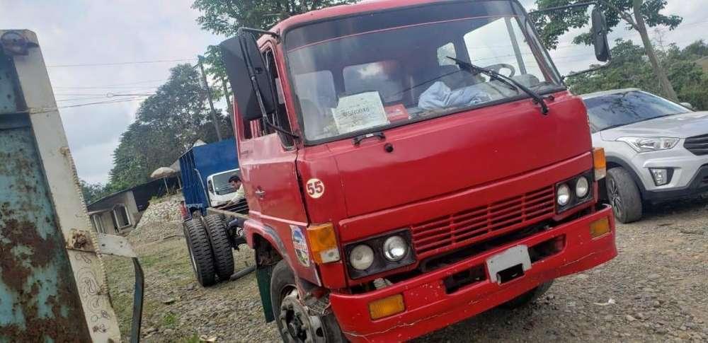 Camion Hino FD 1991 motor H07 frenos de aire