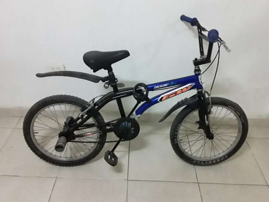 Bicicleta Gw 150 Negociable