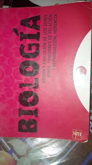 Libro Biologia 2 Elelente Estado