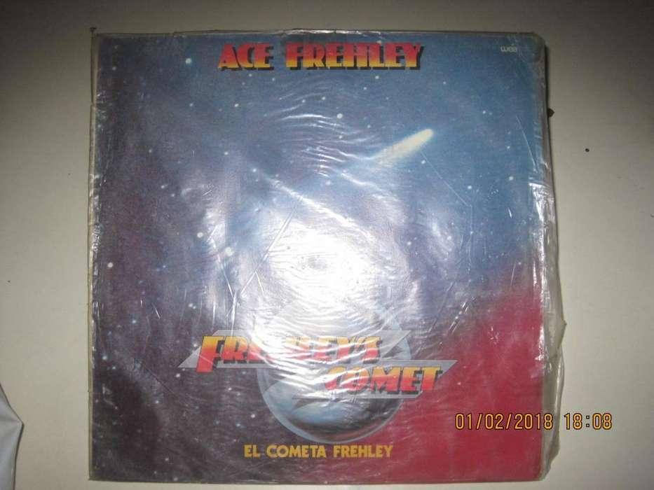 vinylo de Ace Frehley Frehley's Comet