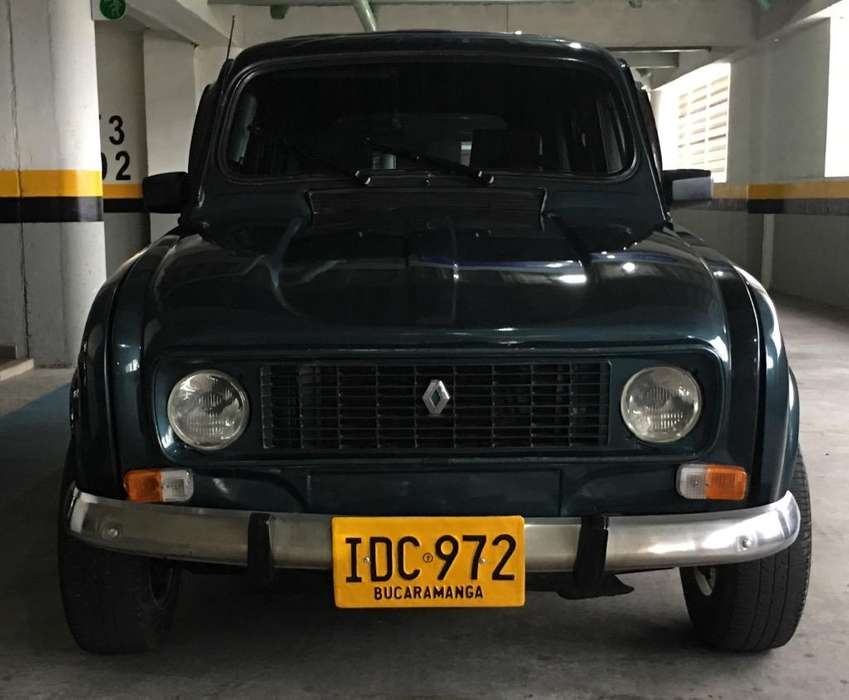 <strong>renault</strong> R4  1987 - 150000 km