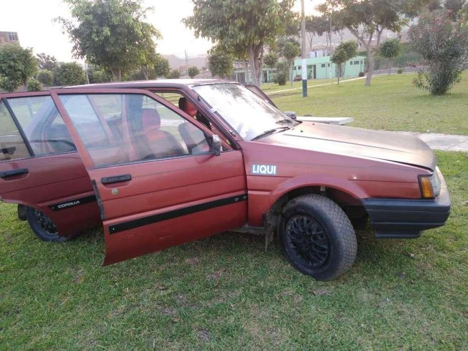 Toyota Corolla 1985 - 240000 km