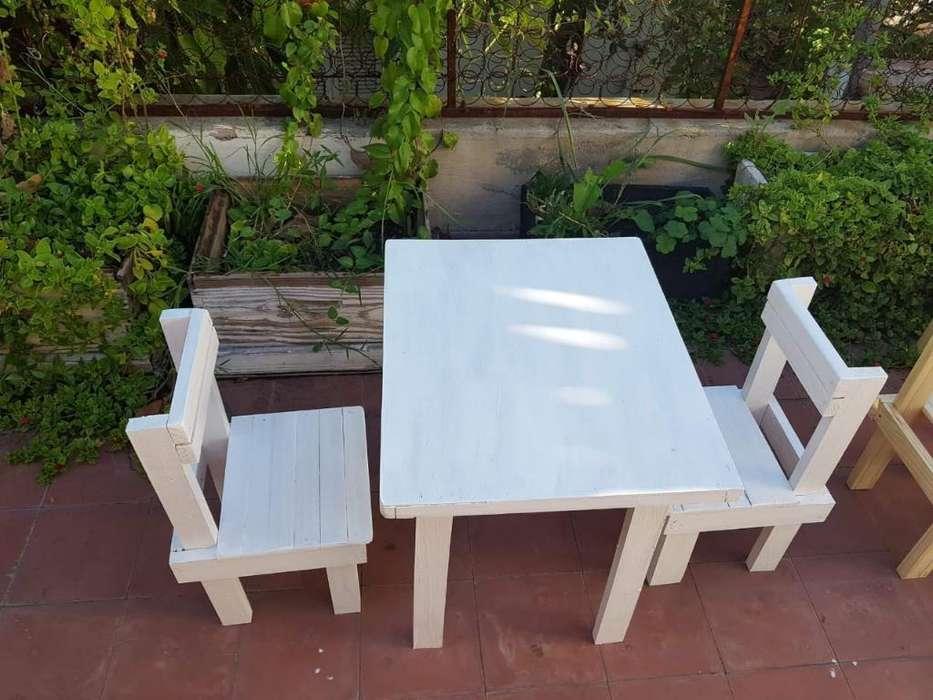 Mesa y silla para ninos: Hogar - Muebles - Jardín en Argentina | OLX