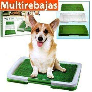 Cesped Baño Ecologico Para Animales Lavable