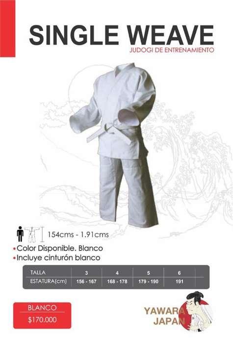 Judogi Uniforme de Judo