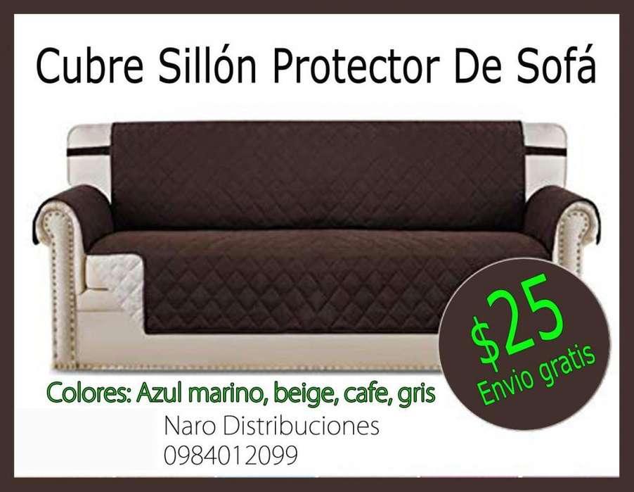 protector de sofa ENVIO GRATIS cubre sillon muebles sala 0984012099