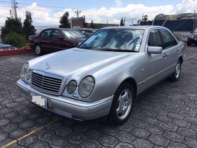 Mercedes-Benz Clase E 2000 - 117000 km