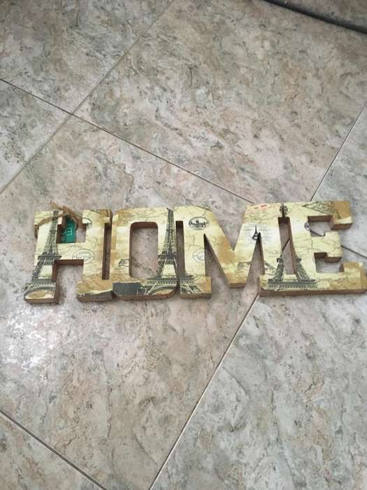 <strong>cartel</strong> HOME decoupage