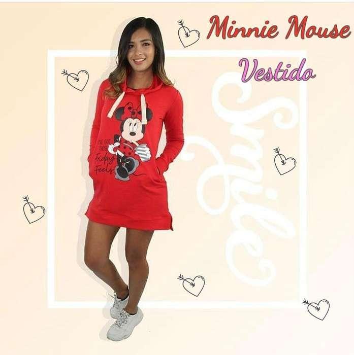 Vestido deportivo Minnie Mouse