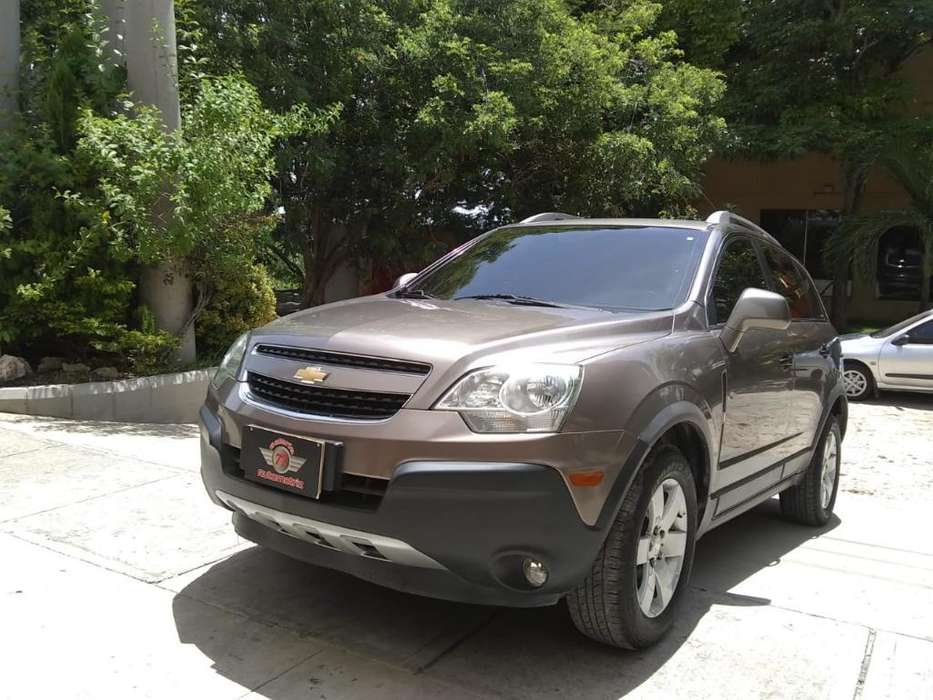 Chevrolet Captiva 2012 - 53875 km