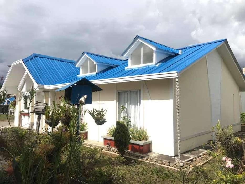 Vendo hermosa casa en el conjunto habitania al norte de la ciudad cerca al terraplaza