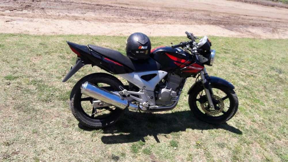 Honda Twister 250 2012 Lista para Transf