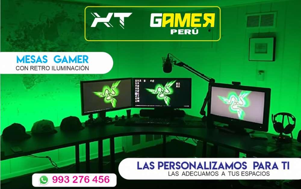 GAMER - MESAS REMODELADAS