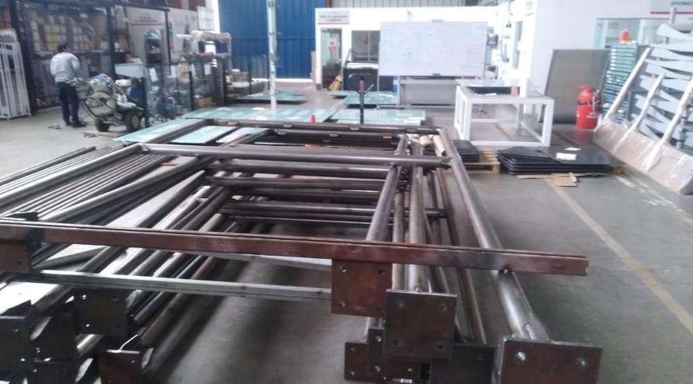 Operario en Metalmecanica